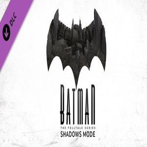 Batman The Telltale Series Shadows Mode