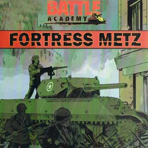 Buy Battle Academy Fortress Metz CD Key Compare Prices