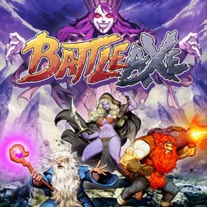 Buy Battle Axe PS4 Compare Prices