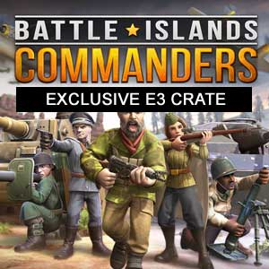 Battle Islands Commanders Exclusive E3 Crate