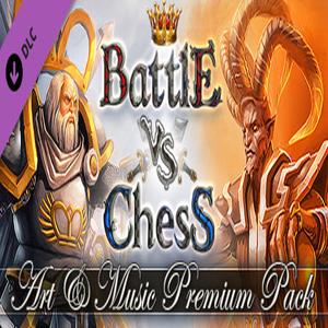Battle vs Chess Art & Music Premium Pack