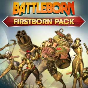 Battleborn Firstborn Pack