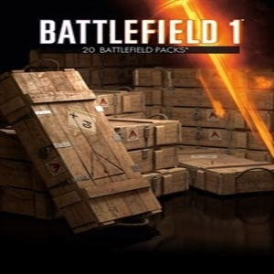 Buy Battlefield 1 Battlepacks x 20 Xbox One Compare Prices