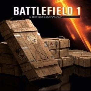 Buy Battlefield 1 Battlepacks x 5 PS4 Compare Prices