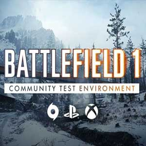 Battlefield 1 Incursions Community Environment