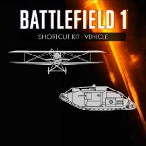 Battlefield 1 Shortcut Kit Vehicle Bundle