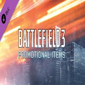 Battlefield 3 Promotional Items