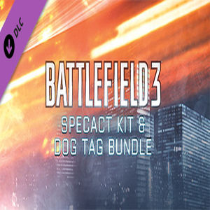 Battlefield 3 SPECACT Kit & Dog Tag Bundle