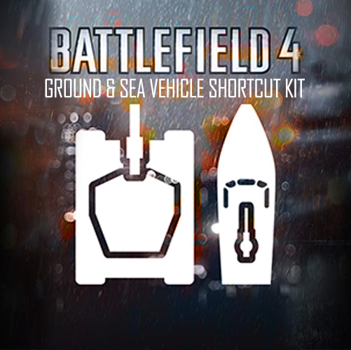 Buy Battlefield 4 Ground & Sea Vehicle Shortcut Kit CD Key Compare Prices