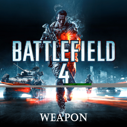 Battlefield 4 Weapon