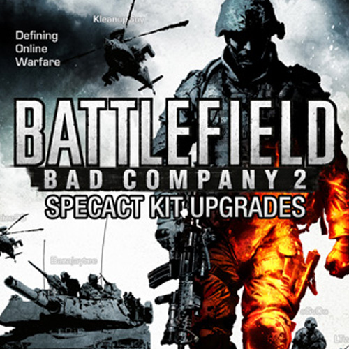 Battlefield Bad Company 2 SPECACT Kit