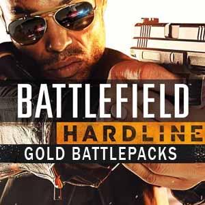 Battlefield Hardline Gold Battlepacks