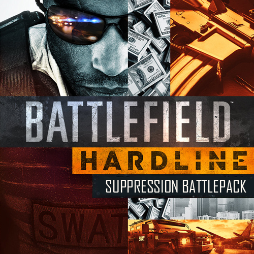 Buy Battlefield Hardline Suppression Battlepack PS4 Game Code Compare Prices