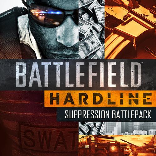 Battlefield Hardline Suppression Battlepack