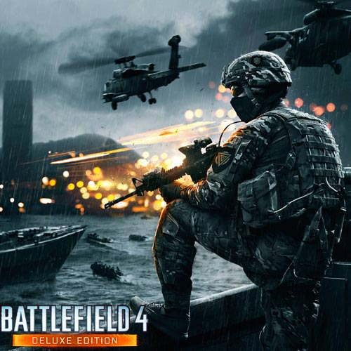 Buy Battlefield 4 Deluxe Expansion CD KEY Compare Prices