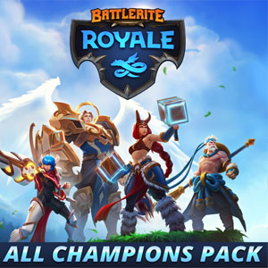 Battlerite Royale All Champions Pack