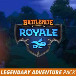 Battlerite Royale Legendary Adventure Pack