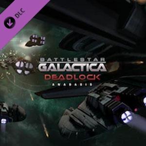 Battlestar Galactica Deadlock Anabasis