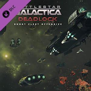 Battlestar Galactica Deadlock Ghost Fleet Offensive