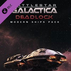 Battlestar Galactica Deadlock Modern Ships Pack