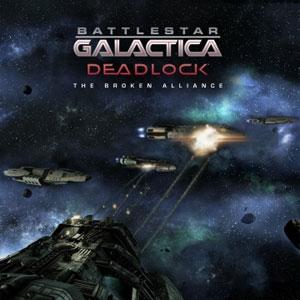 Battlestar Galactica Deadlock The Broken Alliance