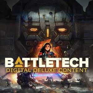 Buy BATTLETECH Digital Deluxe Content CD Key Compare Prices