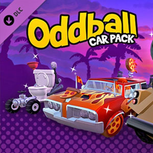 Beach Buggy Racing 2 Oddball Car Pack