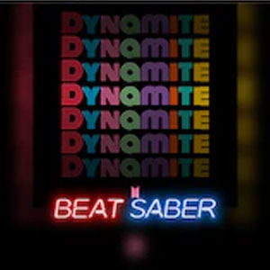 Beat Saber BTS Dynamite