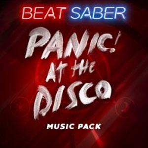Beat Saber Panic At The Disco Music Pack