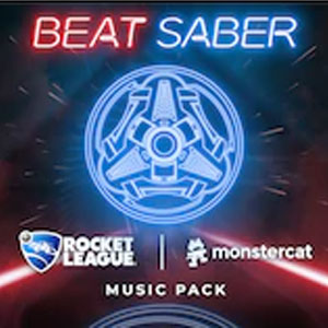 Buy Beat Saber Rocket League x Monstercat Music Pack CD Key Compare Prices