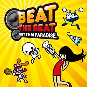 Buy Beat the Beat Rhythm Paradise Wii U Download Code Compare Prices
