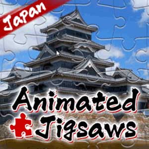 Beautiful Japanese Scenery Animated Jigsaws