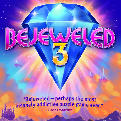 Buy Bejeweled 3 PS3 Game Code Compare Prices