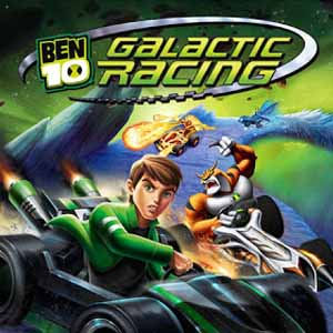 Buy Ben 10 Galactic Racing PS3 Game Code Compare Prices