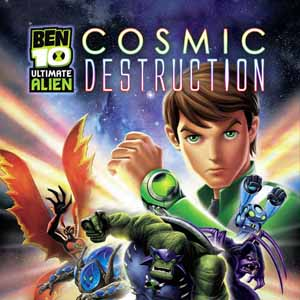 Buy Ben 10 Ultimate Alien Cosmic Destruction PS3 Game Code Compare Prices