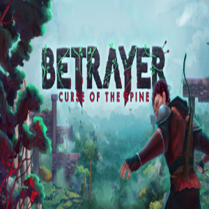 Betrayer Curse of the Spine