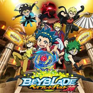 Buy Beyblade God Nintendo 3DS Compare prices