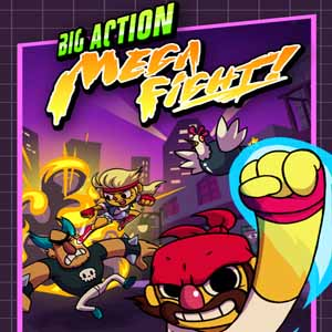 Buy Big Action Mega Fight CD Key Compare Prices