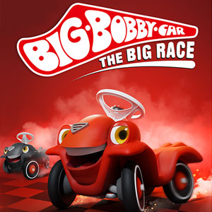 Buy BIG-Bobby-Car The Big Race Nintendo Switch Compare Prices