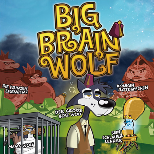 Buy Big Brain Wolf CD Key Compare Prices