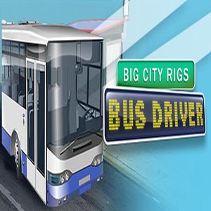 Big City Rigs Bus Driver