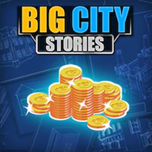 Big City Stories Gold Coin Expander Pack