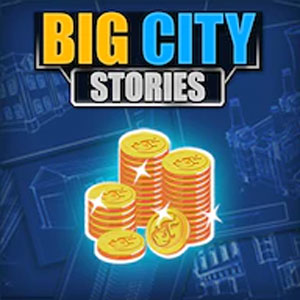 Big City Stories Gold Coin Starter Pack