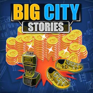 Big City Stories Gold Coin VIP Pack