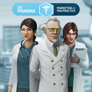 Buy Big Pharma Marketing and Malpractice CD Key Compare Prices