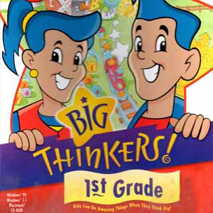 Buy Big Thinkers 1st Grade CD Key Compare Prices