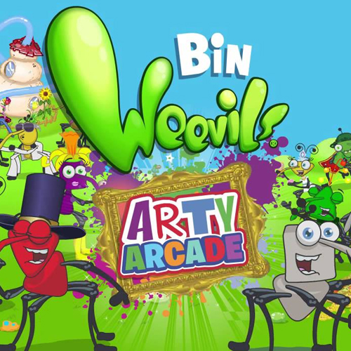 Buy Bin Weevils Arty Arcade CD Key Compare Prices