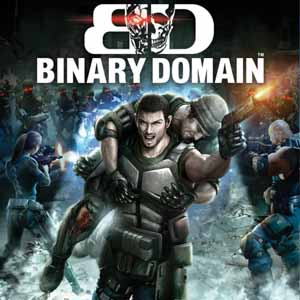 Buy Binary Domain PS3 Game Code Compare Prices