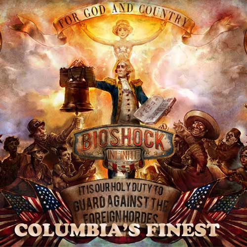 Buy BioShock Infinite Columbia s Finest DLC CD KEY Compare Prices