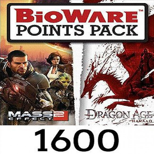 Buy Bioware 1600 Points GameCard Code Compare Prices